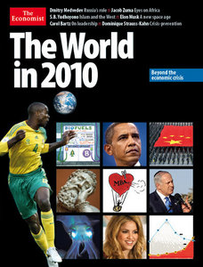 The Economist Magazine January-December 2009 (All Issues)