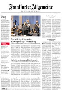 Frankfurter Allgemeine Zeitung - 24 Juli 2020