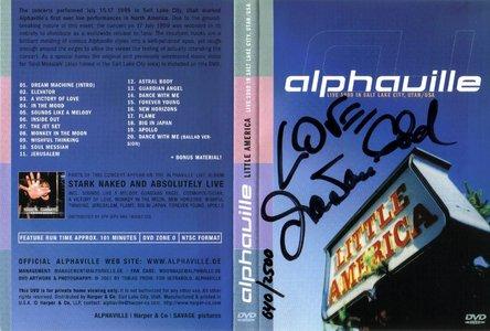 Alphaville - Little America: Live 1999 in Salt Lake City, Utah/USA (2001) **RE-UP**