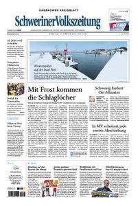 Schweriner Volkszeitung Hagenower Kreisblatt - 27. Februar 2018