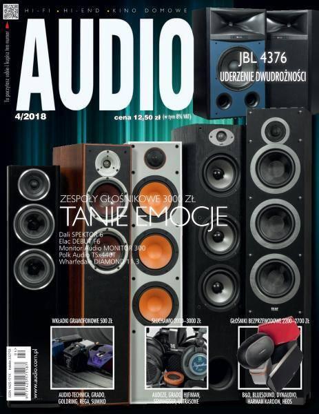 Audio Poland - Kwiecień 2018