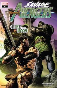 Savage Avengers 008 2020 digital St Nicholas