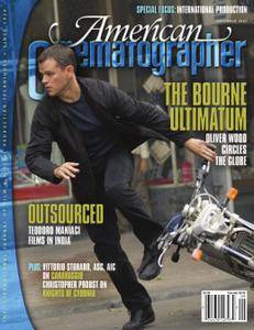 American Cinematographer - September 2007