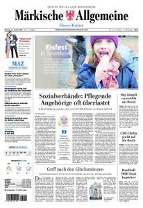 Märkische Allgemeine Dosse Kurier - 14. Januar 2019