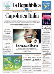 la Repubblica – 21 maggio 2019