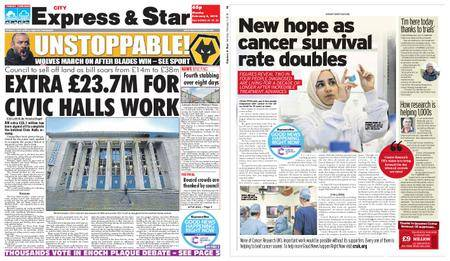 Express and Star City Edition – February 05, 2018