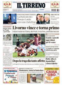 Il Tirreno Livorno - 21 Marzo 2018