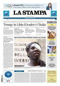 La Stampa Torino Provincia e Canavese - 31 Luglio 2018