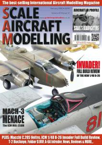 Scale Aircraft Modelling - February 2020