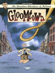 Europe Comics - The Marvelous Adventures of McConey Vol 01 Gloomtown 2018 Hybrid Comic eBook