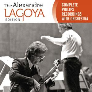 Alexandre Lagoya - The Alexandre Lagoya Edition - Complete Philips Recordings With Orchestra (2019)