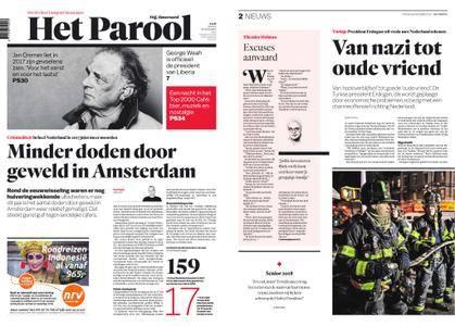 Het Parool – 29 december 2017
