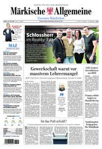 Märkische Allgemeine Zossener Rundschau - 25. Mai 2018