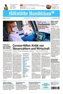Kölnische Rundschau Wipperfürth/Lindlar – 26. August 2020