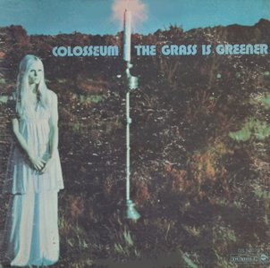 Colosseum ‎- The Grass Is Greener (1970) US 1st Pressing - LP/FLAC In 24bit/96kHz