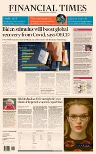Financial Times USA - March 10, 2021