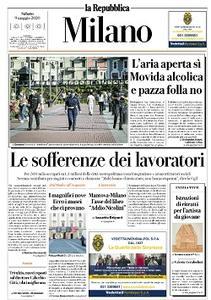 la Repubblica Milano - 9 Maggio 2020