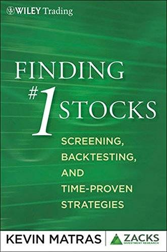 Finding #1 Stocks: Screening, Backtesting and Time-Proven Strategies (repost)