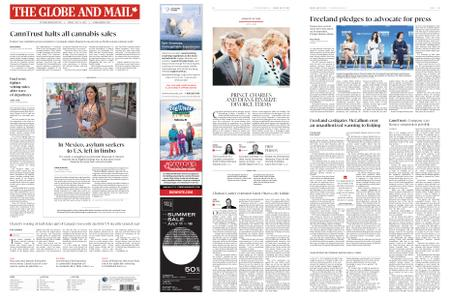The Globe and Mail – July 12, 2019