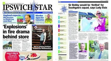 Ipswich Star – July 11, 2018