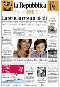 la Repubblica - 27 Agosto 2020