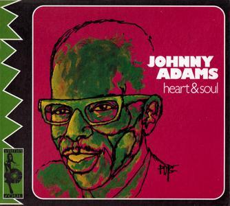 Johnny Adams - Heart & Soul (1969) {2004, Reissue}