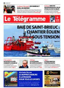 Le Télégramme Brest – 03 mai 2021