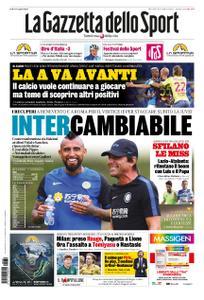 La Gazzetta dello Sport Roma – 30 settembre 2020