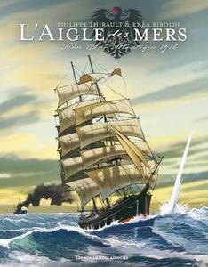 L'Aigle des mers - Tome 1 - Atlantique 1916