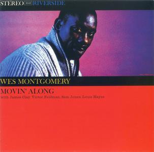 Wes Montgomery - Movin' Along (1960) {Riverside Japan VICJ-41166 rel 1997}