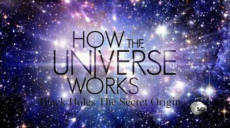 Discovery Channel - How the Universe Works: Black Holes the Secret Origin (2016)