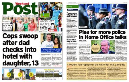 Nottingham Post – August 31, 2019