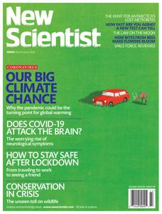 New Scientist - May 30, 2020