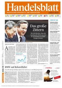 Handelsblatt - 10. März 2016