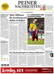 Peiner Nachrichten - 26. September 2018