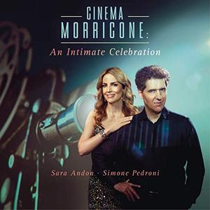 Sara Andon & Simone Pedroni - Cinema Morricone - An Intimate Celebration (2019)
