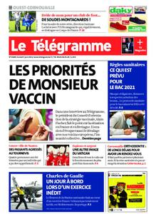 Le Télégramme Ouest Cornouaille – 05 juin 2021