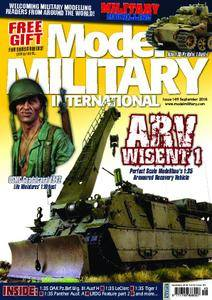 Military Modelling – August 2018