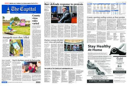 The Capital – July 29, 2020