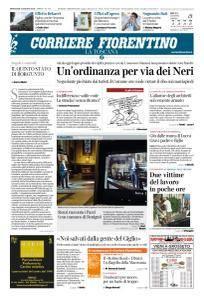 Corriere Fiorentino La Toscana - 22 Agosto 2018