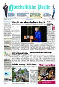 Oberhessische Presse Marburg/Ostkreis - 17. Januar 2019