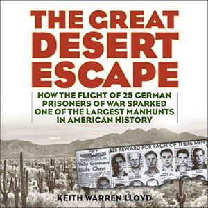 The Great Desert Escape  [Audiobook]