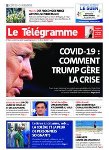 Le Télégramme Guingamp – 30 mars 2020