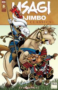 Usagi Yojimbo Color Classics 005 2020 digital Son of Ultron