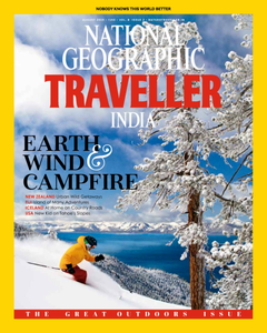 National Geographic Traveller India - August 2019