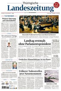 Thüringische Landeszeitung – 10. November 2018