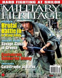 Military Heritage - March 2019