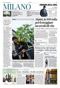 Corriere della Sera Milano – 04 maggio 2019