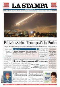 La Stampa Imperia e Sanremo - 15 Aprile 2018