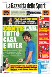 La Gazzetta dello Sport Bergamo – 31 marzo 2020
